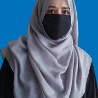 School Coordinator Saira Latif