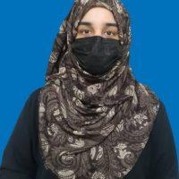 Social Media Incharge Anila Abdul Razzaq