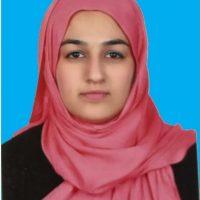 Vocational Courses Incharge Zobia Abdul Razzaq